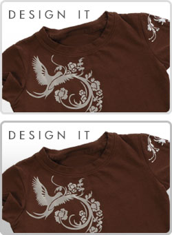 Design It - Die cut Iron-On and Fabric